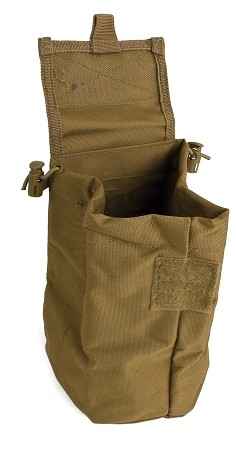 Coyote Ammo Dump Pouch Open
